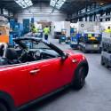 BMW/Mini Visit Farrelly's Metal Polishers Ltd.